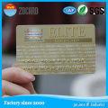 Carte à puce à clé en plastique pour le contrôle d'accès ou la présence