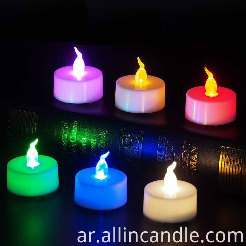 Led Tealight Candle 3