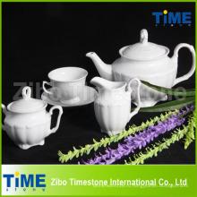 Фарфоровые чайные сервизы для дома, изготовленные на заказ