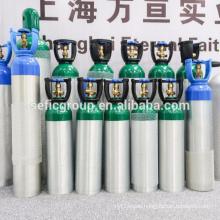 CGA 540 valve for high pressure Medical oxygen gas cylinder