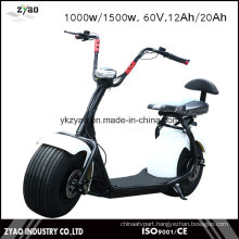 2016 Hot Selling 1000W City Coco Electric Scooter with Ce/RoHS/FCC Certificate