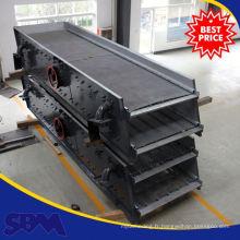 Usine de lavage de gravier de sable et de gravier de vente chaude et usine de tamisage avec le prix usine