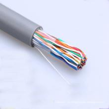 Cat 3 Cable LAN Cable de teléfono interior / exterior (2/10/20/25/50/100 pares)
