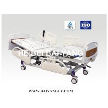 (A-4) Cama de hospital elétrica de cinco funções