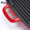 square griddle pan cast iron square grill pan