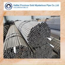 DIN17175 / DIN1629 Tubo de aço sem costura de carbono