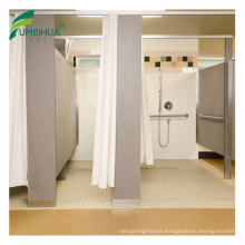 solid compact laminate toilet partition urinal panel