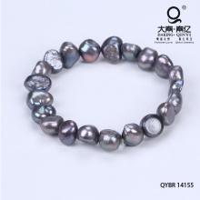 Bracelet fait à la main en perles avec perle