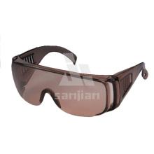 Sicherheit Eyewear Clear Lens Schutz Chemical Splash Goggles