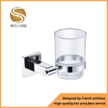 Aluminium Single Square Fitting Tumbler Holder (AOM-8201)