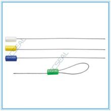 GC-1801 тянуть жесткие пластиковые шестиугольника кабель безопасности печать
