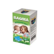 Alfombrilla electrónica para mosquitos Baoma
