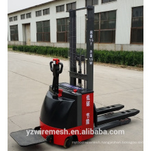 Small Electric Stacker Forklift , Forklift of Price