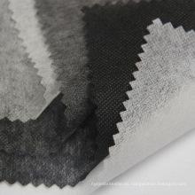 Tela que interlinea no tejida del fabricante de alta calidad de Fusible