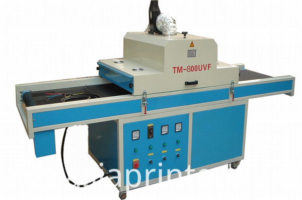 plane UV curing machine TM-800UVF