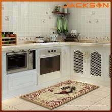 Tapete de revestimento de cozinha à prova de fogo
