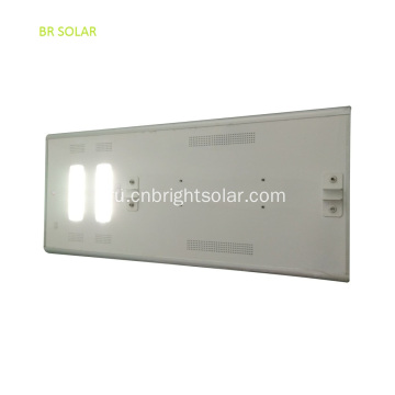 Самый новый 80W All In One Solar Street Light