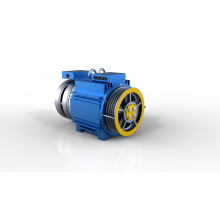 ISO9001 GSS-SM1 450kg 1.0m/s PM Elevator Gearless Motor