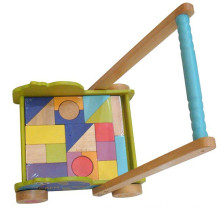 Kinder Holz Bausteine Trolly Für Custom