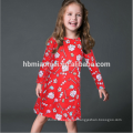 Aliexpress Hot Sell Red Família Natal Combinando Mãe E Filha Roupas