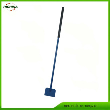 All Steel Sidewalk Snow Scraper with Heavy Duty