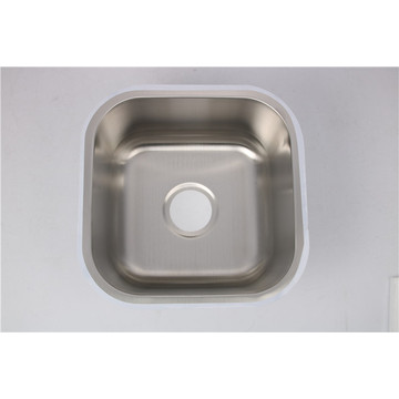 Unter Theke Single Bowl Bar Basin