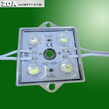 Módulo de LED impermeável SMD3528 com lente