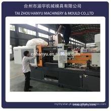 Máquina automática de moldagem por injeção de pré-moldes PET com baixo preço