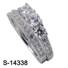 Bague de mariage nouvelle mode 925 bijoux en argent (S-14338. JPG)