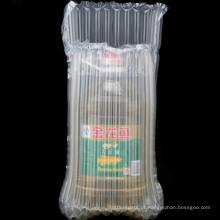 Air Column saco de almofada de proteção para óleo de cozinha