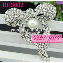 Broches en bijoux en fleurs de haute qualité