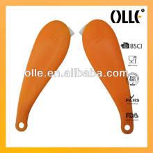Cute Ceramic Blade Orange Peeler