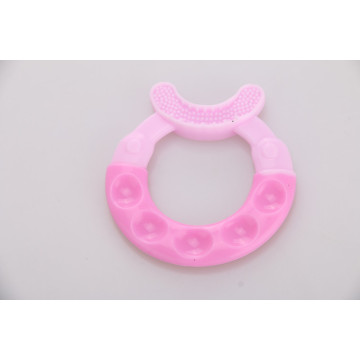 Bayi silikon Teether Gel Toy BPA Percuma