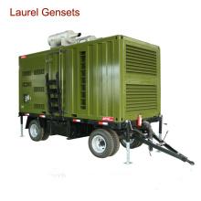 Mobile Generator Trailer Generator für Outdoor oder Mobilität Arbeit