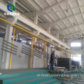 Multi-power Customized Electrostatic Aluminium Powder Coating Line