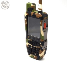 Navegador de radio bidireccional móvil Walkie Talkie con GPS