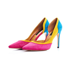 2016 Fashion High Heels Lady Shoes (H 02)