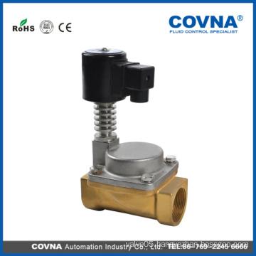 water natural gas brass solenoid valve online shopping