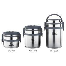 Нержавеющая сталь Вакуумные обед Box (WL7-750, WL7-1500, WL7-2000)