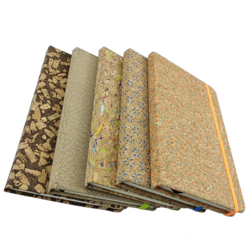 Artificial Natural Cork Leather