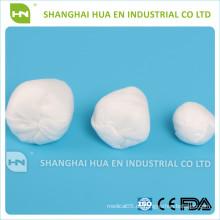 ISO CE FDA genehmigt Hochabsorbierende medizinische Vlieskugel