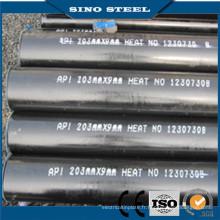 Tube en acier de tuyau d'acier de la catégorie B d'ASTM A106