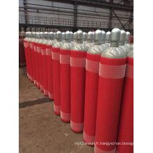 Cylindre de CO2 de 68 L Cylindre de CO2 de 45 kg