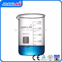Fabricante de copos de vidro JOAN Lab Use