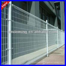 DM double circle garden fence