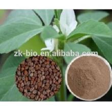 Venta al por mayor extracto 100% de semilla de alholva natural