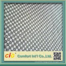 velour fabrics 80% cotton 20% polyester import export