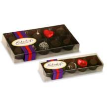 Boîte à bonbons en plastique jetable