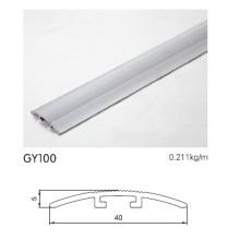 Aluminum Silver Color T Shape Trim