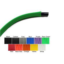 Luva de cabo resistente à abrasão para chicote de fios